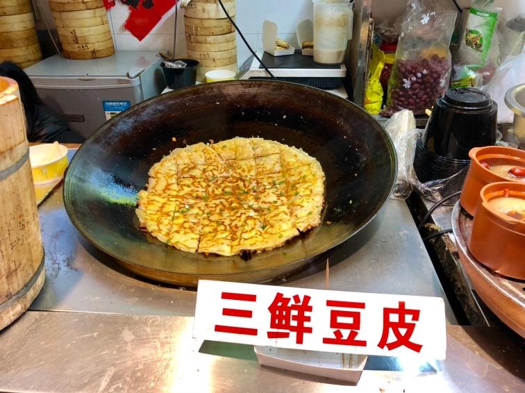 ตลาดเหอฟาง Hefang Hangzhou6