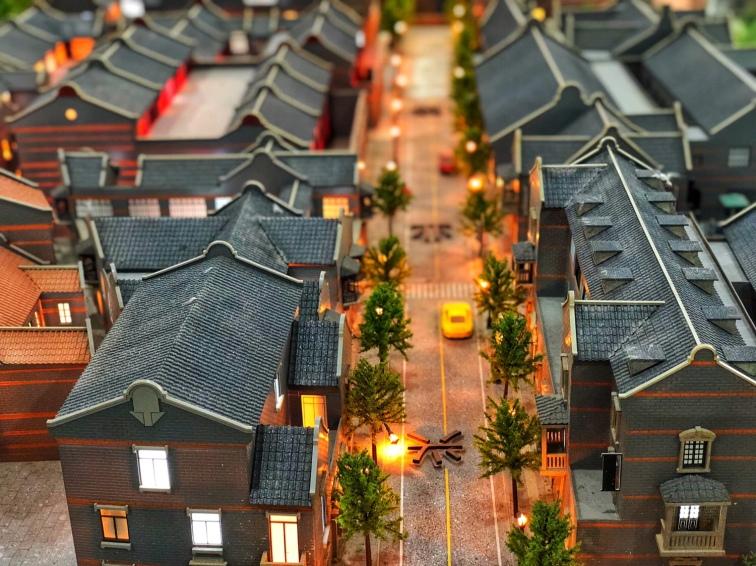 Shianghai urbun planning ผังเมืองเซี่ยงไฮ้ 8