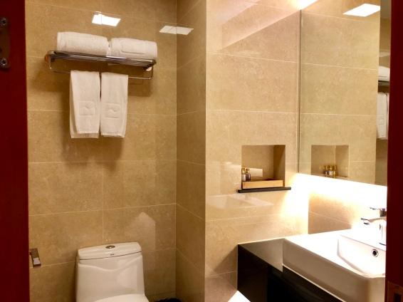 Airport Hotel Pudong โรงแรมในสนามบินผู่ตง จีน2