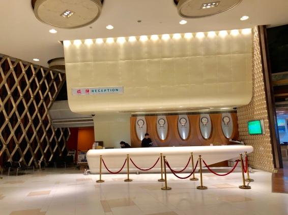Airport Hotel Pudong โรงแรมในสนามบินผู่ตง จีน10